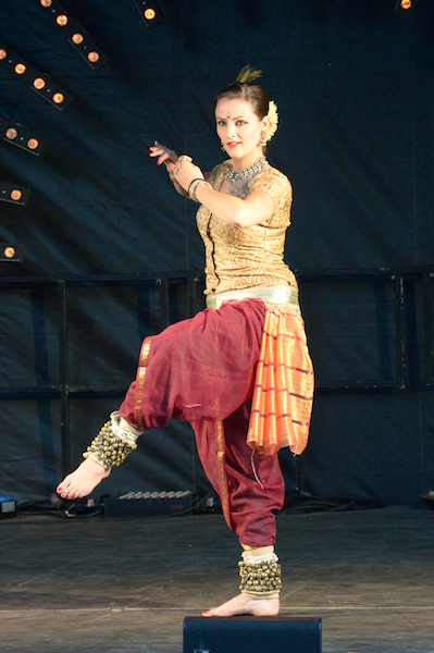 Meera kathak dance krishna leela switzerland india